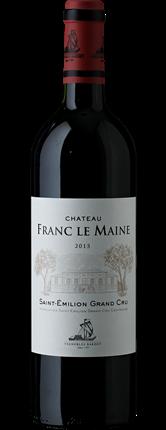 Château Franc le Maine