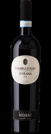 """Barbera D'Alba,""""Sovrana"""""""