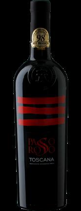 Passo Rosso Toscana IGT